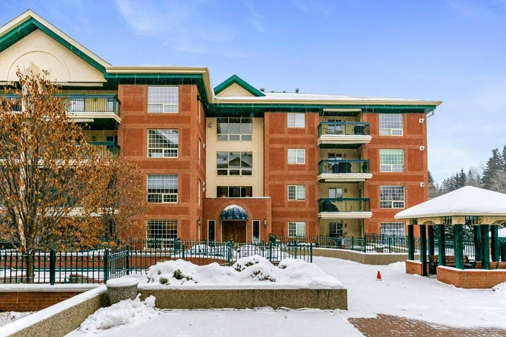 Main Photo: 203 37 SIR WINSTON CHURCHILL Avenue: St. Albert Condo for sale : MLS®# E4218697