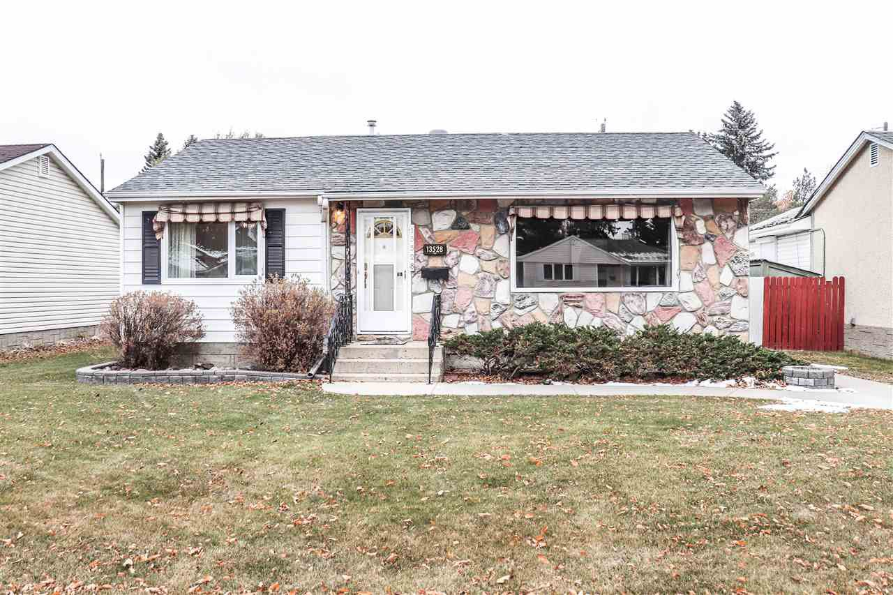 Main Photo: 13528 124 Avenue NW in Edmonton: Zone 04 House for sale : MLS®# E4219075