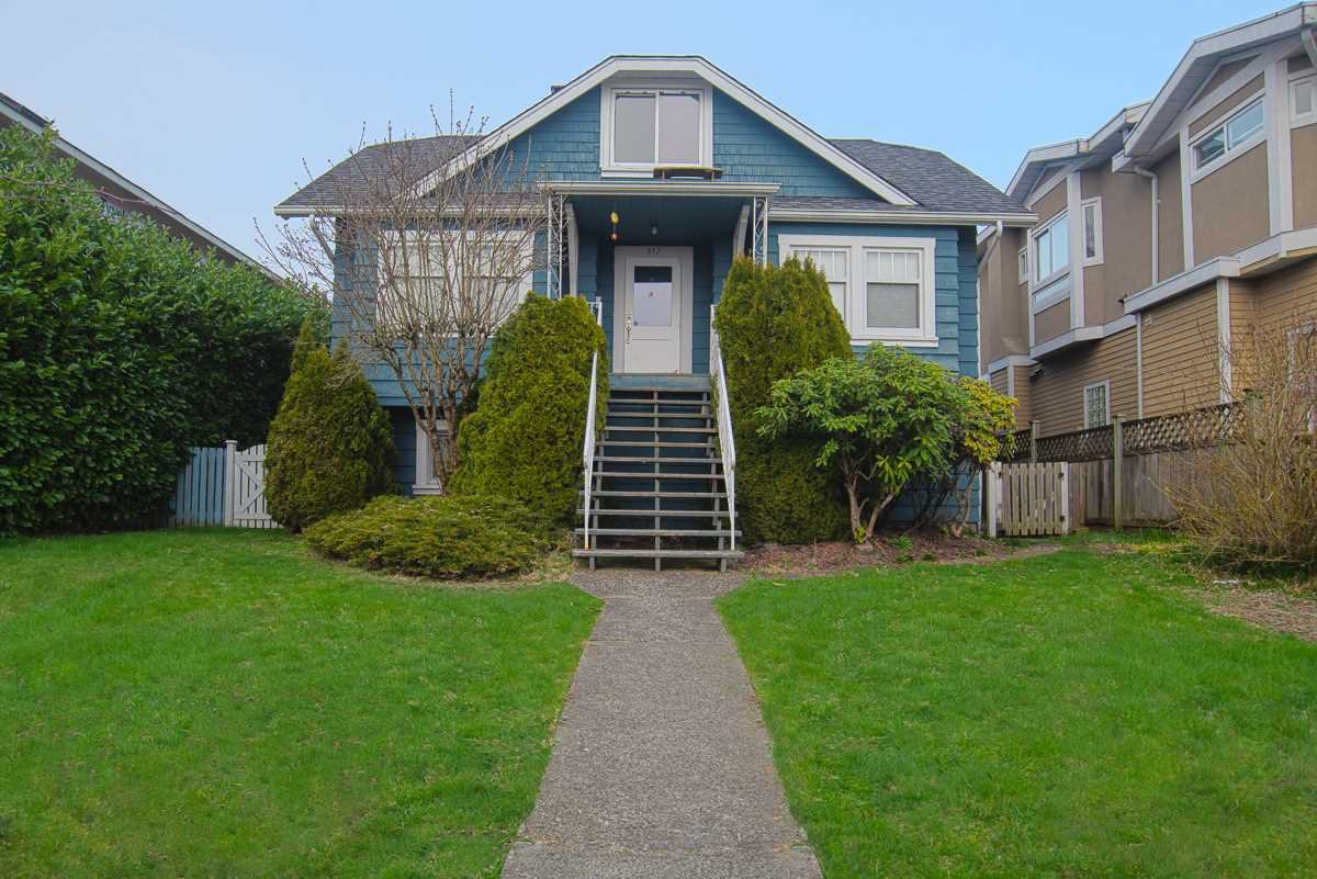 Main Photo: 312 E KEITH Road in North Vancouver: Central Lonsdale House for sale : MLS®# R2526302