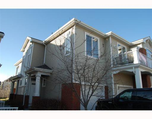 Main Photo: 502 8000 WENTWORTH Drive SW in CALGARY: West Springs Stacked Townhouse for sale (Calgary)  : MLS®# C3408202