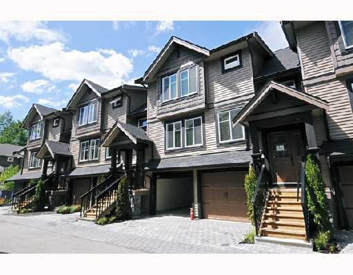 """Photo 2: Photos: 9 22206 124 Avenue in Maple_Ridge: West Central Townhouse for sale in """"COPPERSTONE RIDGE"""" (Maple Ridge)  : MLS®# V742093"""