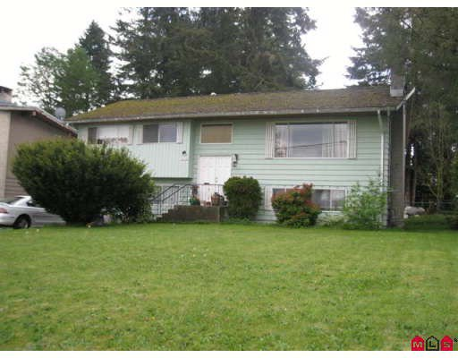 Main Photo: 13510 60TH Avenue in Surrey: Panorama Ridge House for sale : MLS®# F2909984
