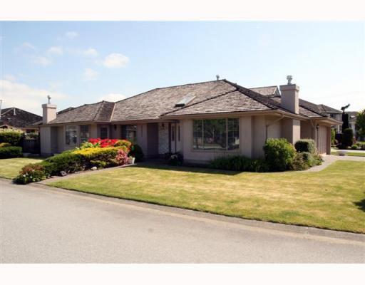 Main Photo: 5277 PINEHURST Place in Tsawwassen: Cliff Drive House for sale : MLS®# V768842