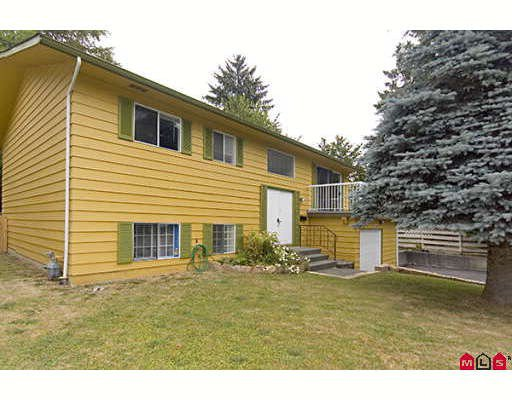"Main Photo: 12993 GLENGARRY in Surrey: Queen Mary Park Surrey House for sale in ""QUEEN MARY PARK"" : MLS®# F2913568"
