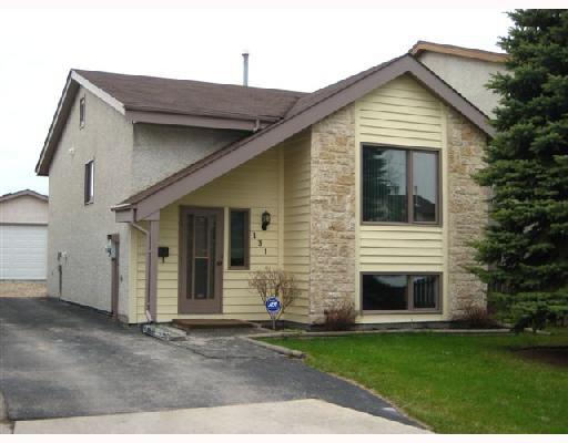 Main Photo: 131 JIM SMITH Drive in WINNIPEG: North Kildonan Residential for sale (North East Winnipeg)  : MLS®# 2808274
