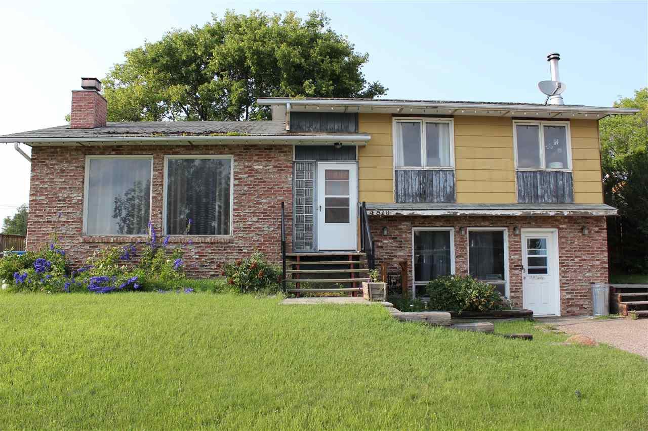 Main Photo: 4810 54 Avenue: Elk Point House for sale : MLS®# E4167668