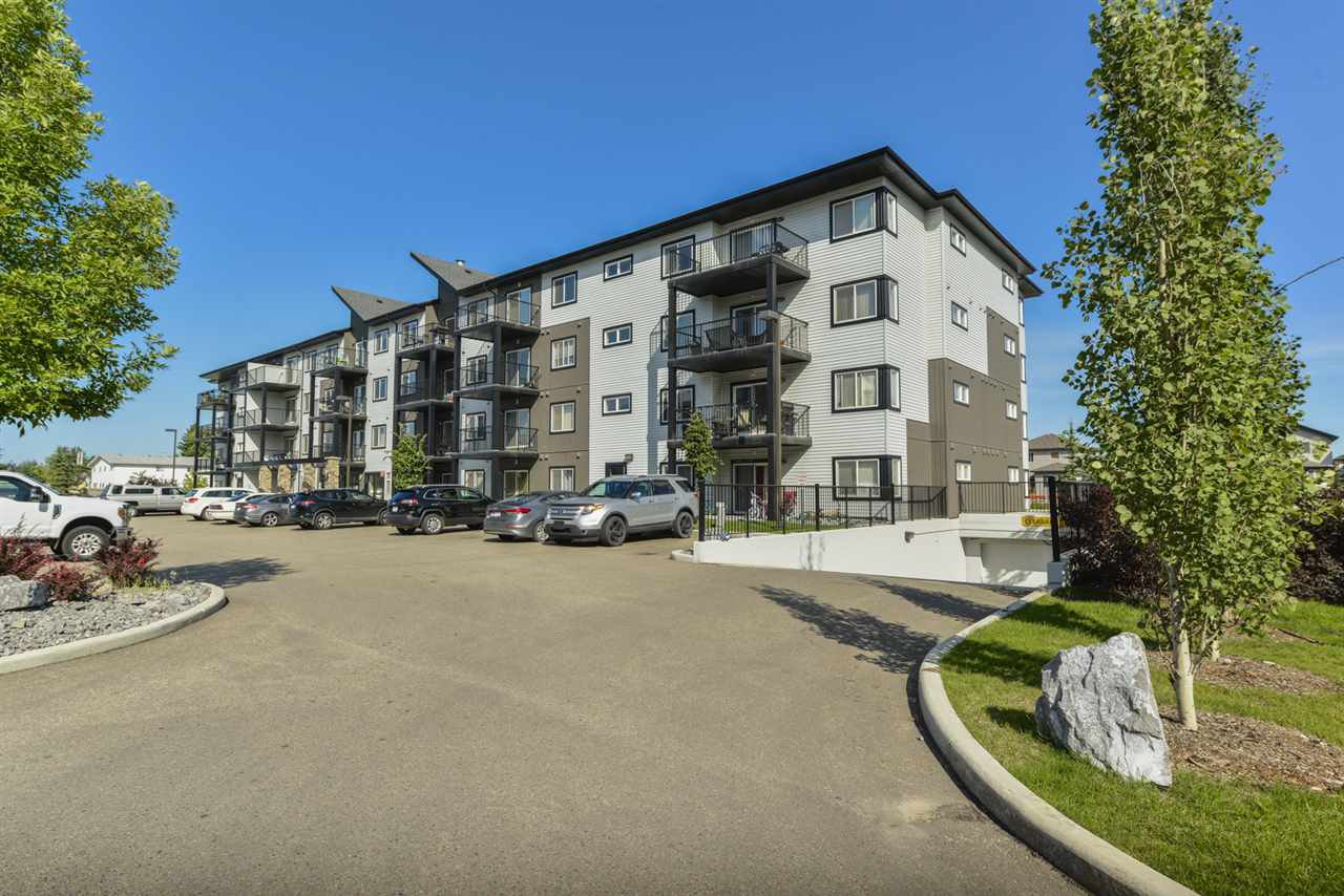 Main Photo: 118 3357 16A Avenue in Edmonton: Zone 30 Condo for sale : MLS®# E4171016