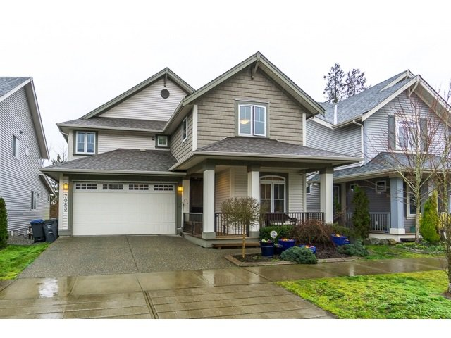 Main Photo: 7083 177A STREET in Surrey: Cloverdale BC House for sale (Cloverdale)  : MLS®# R2034691