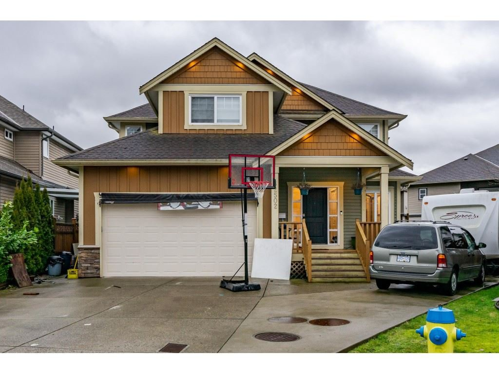 Main Photo: 32502 ABERCROMBIE Place in Mission: Mission BC House for sale : MLS®# R2433206