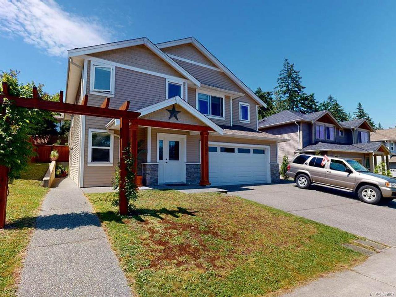 Main Photo: 1732 Trevors Rd in NANAIMO: Na Chase River House for sale (Nanaimo)  : MLS®# 845607