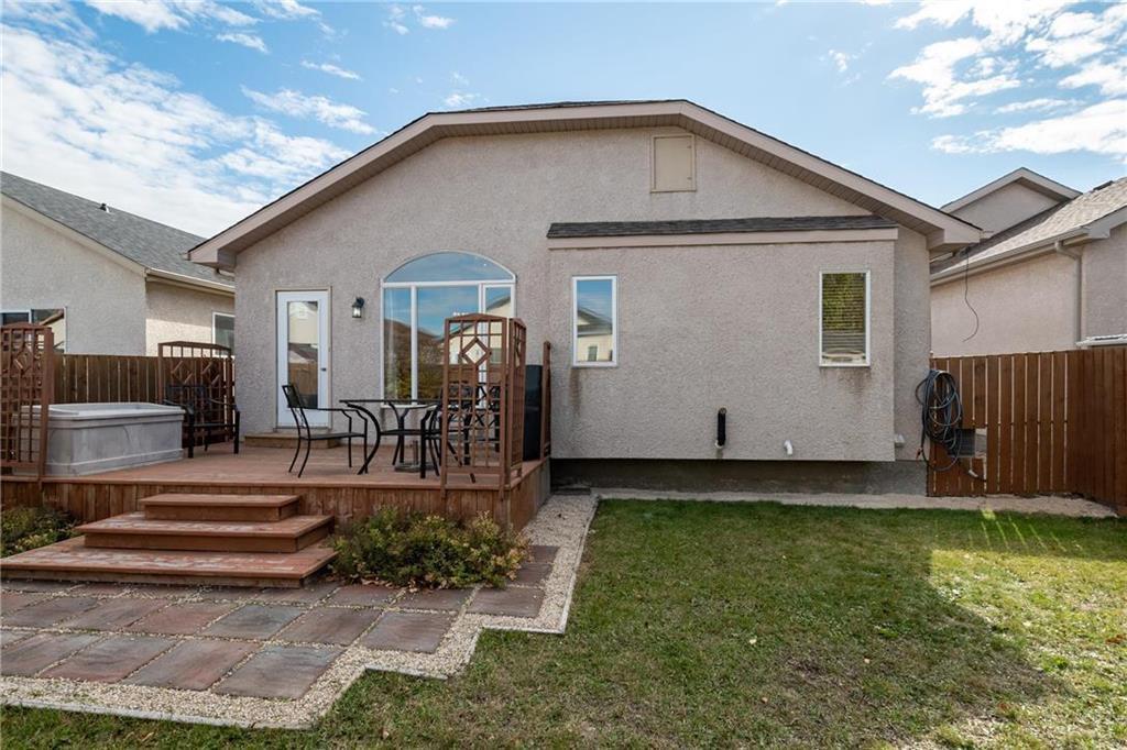 Photo 21: Photos: 182 Fulton Street in Winnipeg: Residential for sale (2F)  : MLS®# 202025501