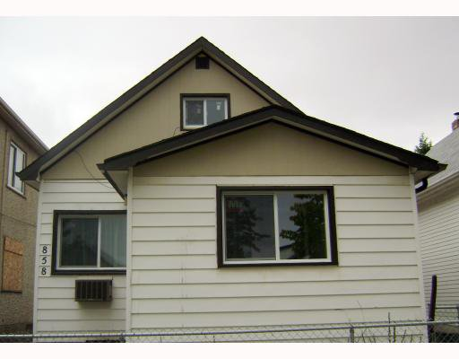 Main Photo:  in WINNIPEG: North End Residential for sale (North West Winnipeg)  : MLS®# 2919016