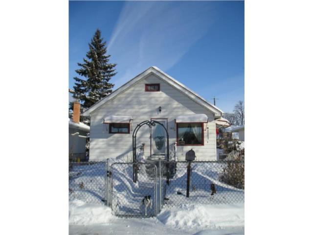 Main Photo: 161 Bronx Place in WINNIPEG: East Kildonan Residential for sale (North East Winnipeg)  : MLS®# 1002480