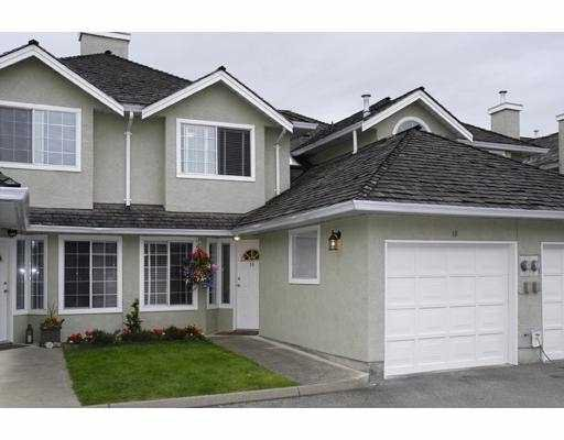 """Main Photo: 10 9731 CAPELLA DR in Richmond: West Cambie Townhouse for sale in """"CAPELLA GARDEN"""" : MLS®# V596294"""