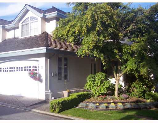Main Photo: 29 2990 PANORAMA Drive in Coquitlam: Westwood Plateau Townhouse for sale : MLS®# V718843