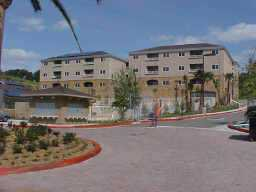 Main Photo: DEL CERRO Residential Rental for rent : 2 bedrooms : 7659 Mission Gorge Rd #84 in San Diego