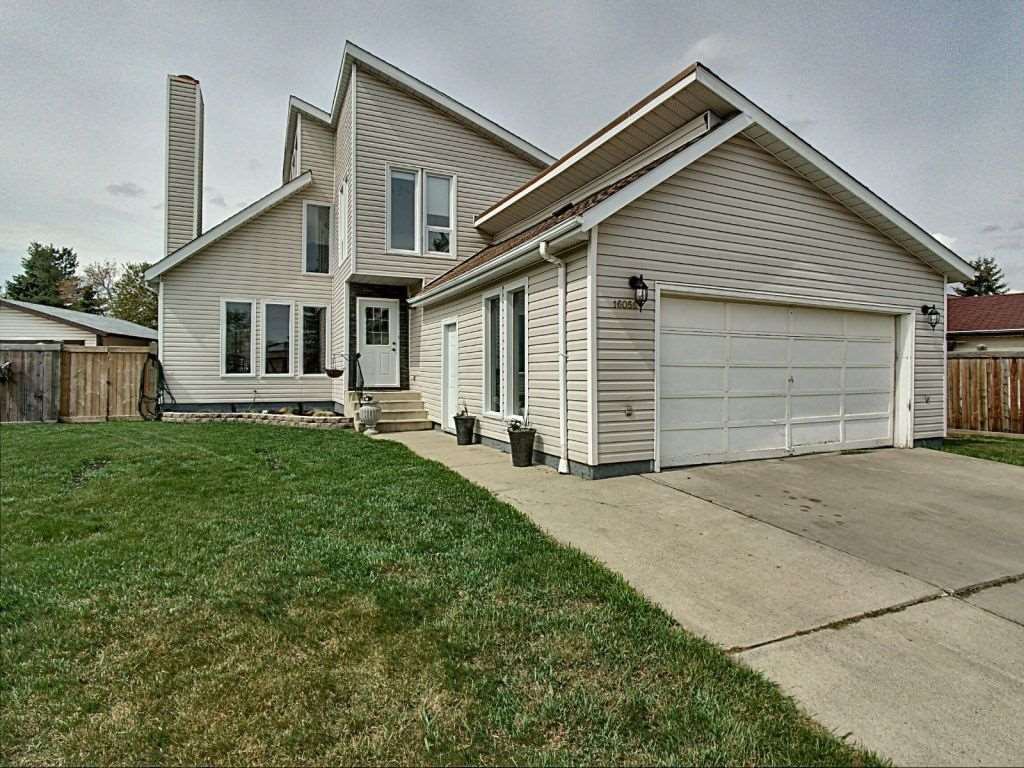 Main Photo: 16056 123 Street in Edmonton: Zone 27 House for sale : MLS®# E4177593