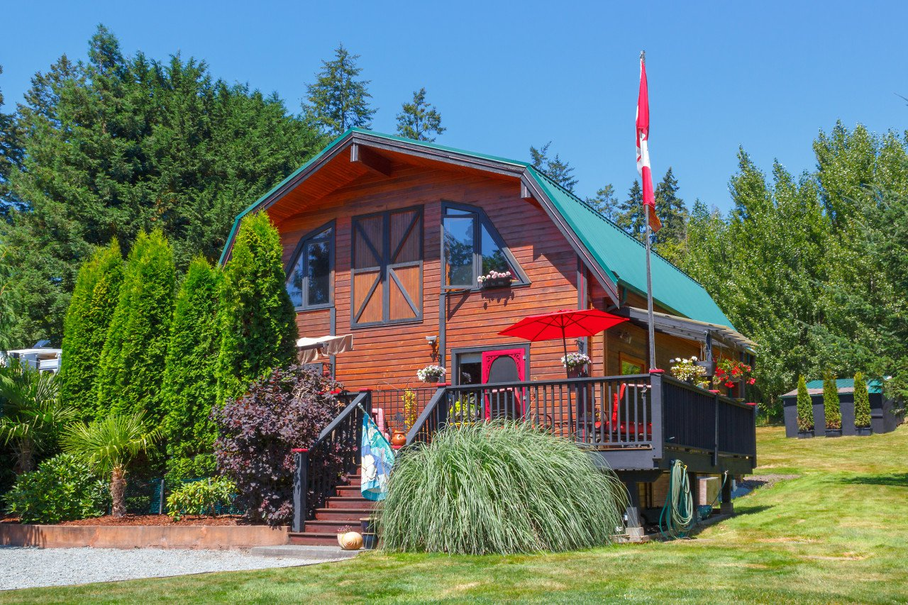 Main Photo: 1110 Tatlow Rd in : NS Lands End Single Family Detached for sale (North Saanich)  : MLS®# 845327