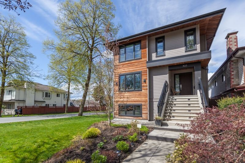 Main Photo: 503 E 19TH AVENUE in : Fraser VE House for sale : MLS®# R2160819