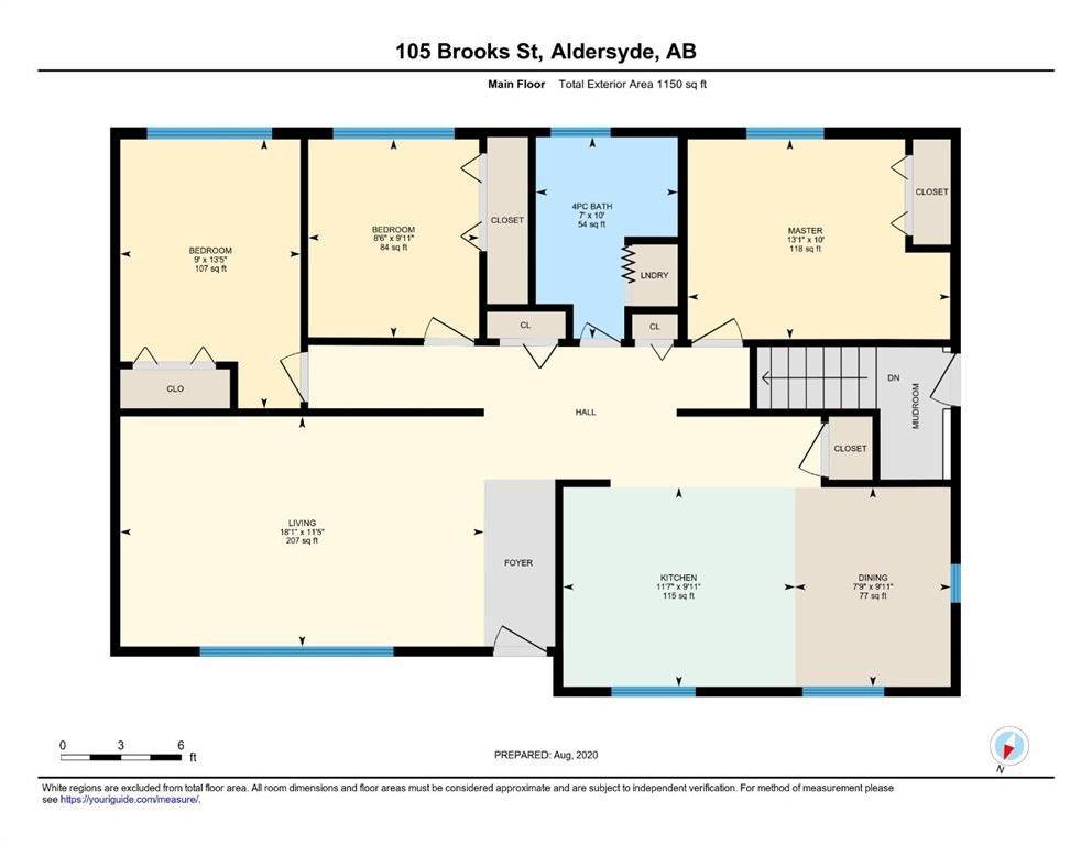 Photo 3: Photos: 105 Brooks Street: Aldersyde Detached for sale : MLS®# A1021637