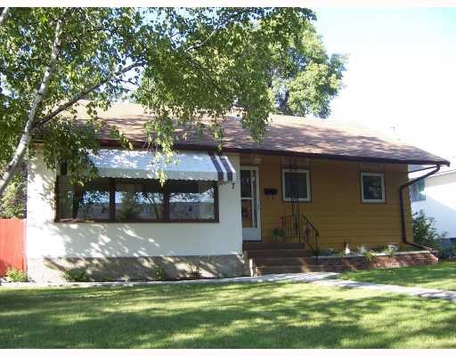 Main Photo: 17 AMARYNTH in WINNIPEG: Westwood / Crestview Residential for sale (West Winnipeg)  : MLS®# 2816389