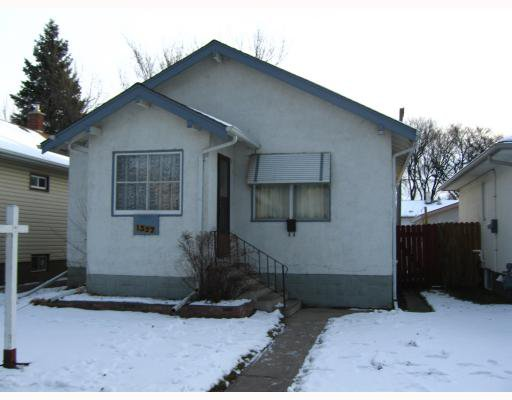 Main Photo: 1327 DOWNING Street in WINNIPEG: West End / Wolseley Residential for sale (West Winnipeg)  : MLS®# 2821532