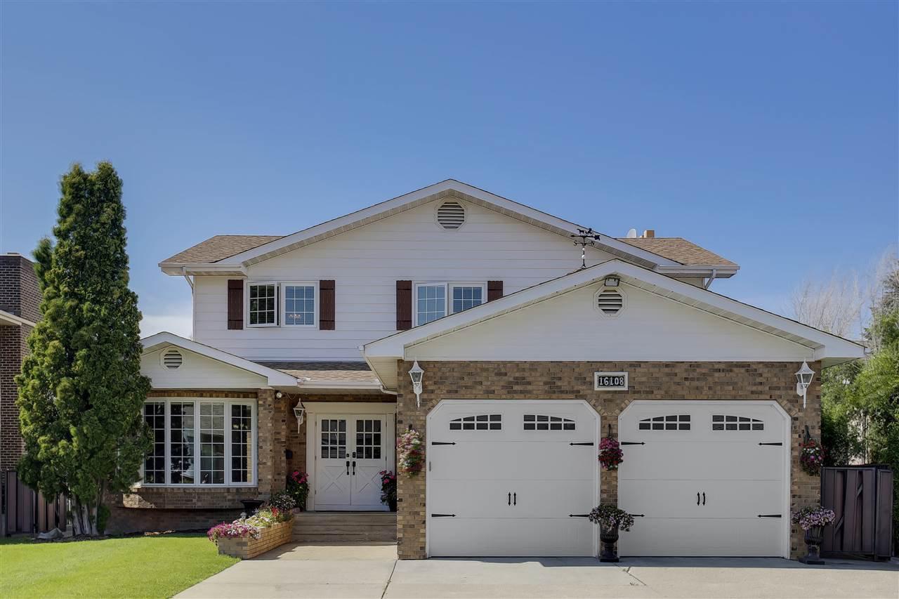 Main Photo: 16108 98 Street in Edmonton: Zone 27 House for sale : MLS®# E4170821