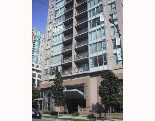 Main Photo: 907 1010 RICHARDS STREET in : Yaletown Condo for sale : MLS®# V765001