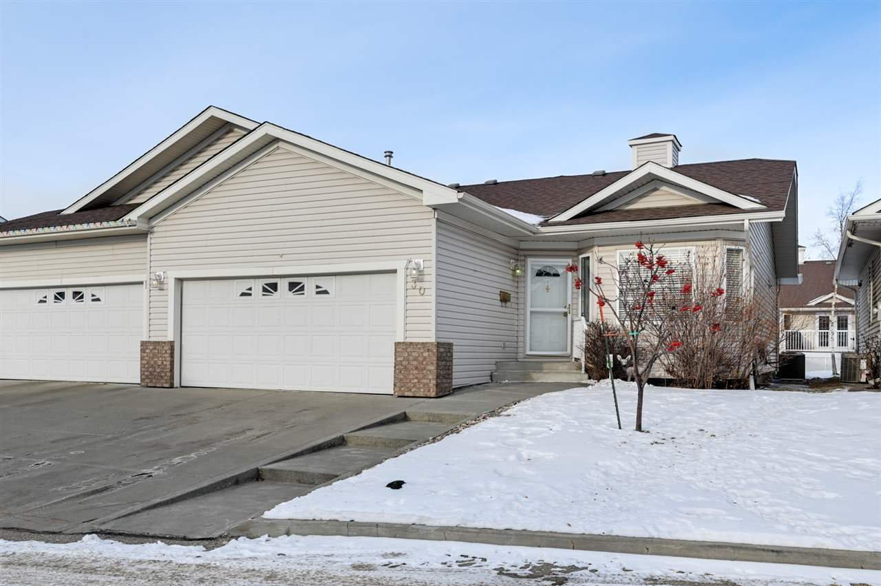 Main Photo: 30 401 Bothwell Drive: Sherwood Park House Half Duplex for sale : MLS®# E4183636