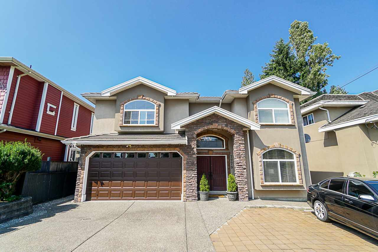 Main Photo: 7779 WEDGEWOOD Street in Burnaby: Burnaby Lake House for sale (Burnaby South)  : MLS®# R2436018