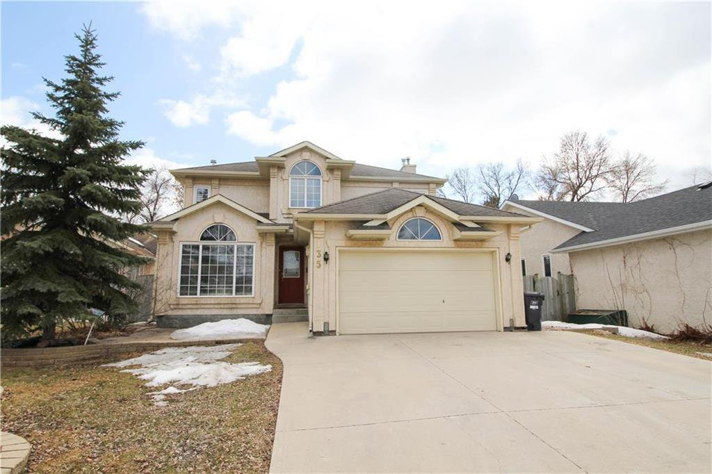 Main Photo: 135 Williamson Crescent in Winnipeg: Harbour View South Residential for sale (3J)  : MLS®# 202007780