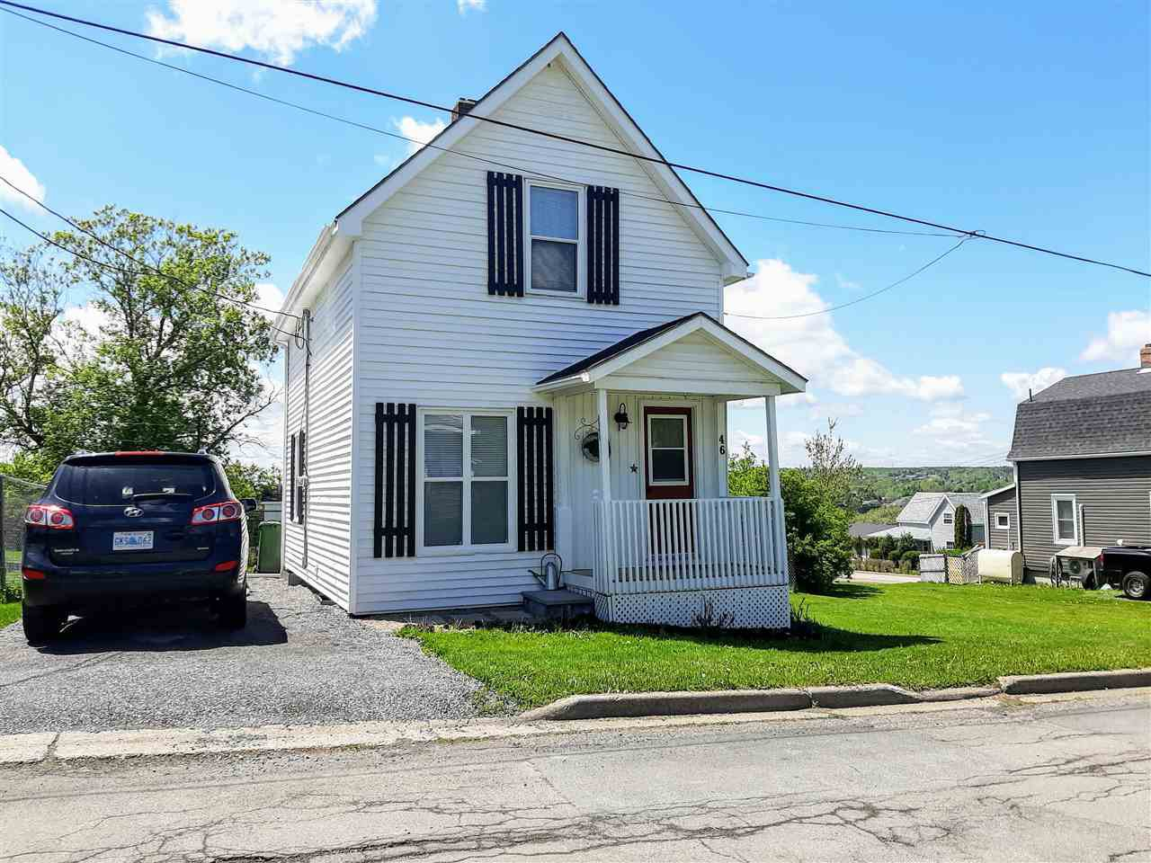 Main Photo: 46 Chestnut Street in Trenton: 107-Trenton,Westville,Pictou Residential for sale (Northern Region)  : MLS®# 202009712