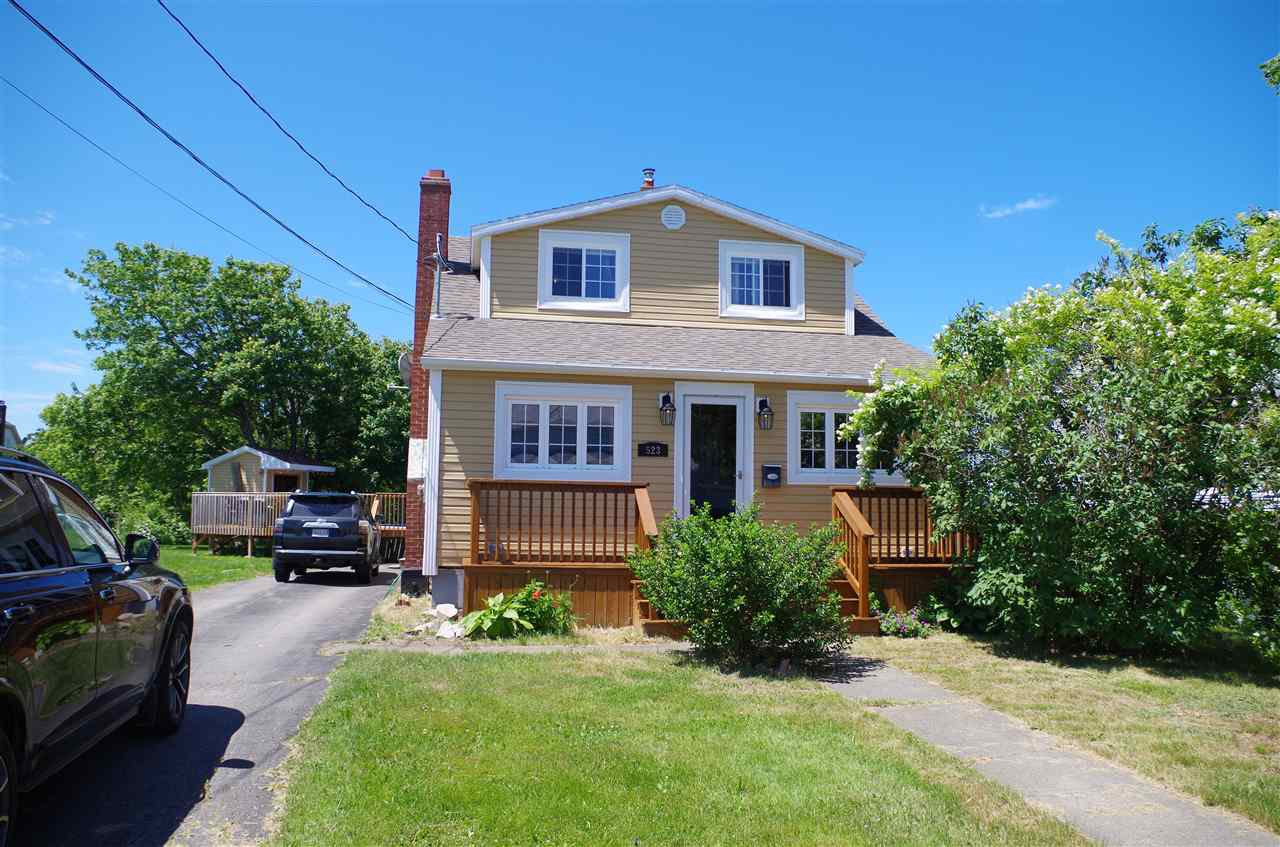Main Photo: 523 Acadia Street in New Waterford: 204-New Waterford Residential for sale (Cape Breton)  : MLS®# 202012465