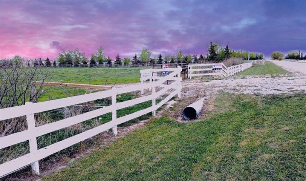Main Photo: (Near 223015) Range Road 255: Rural Wheatland County Land for sale : MLS®# A1055736