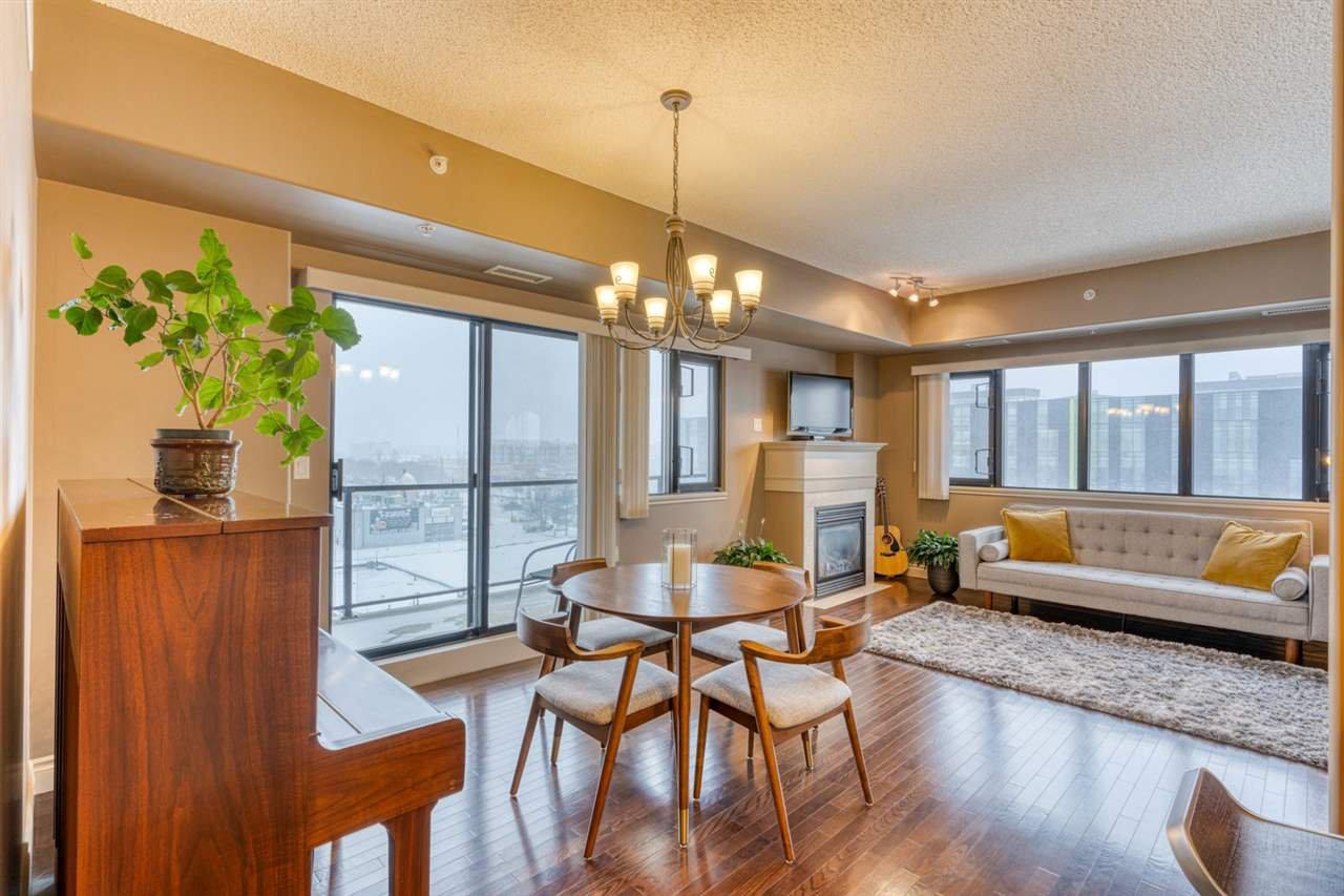 Main Photo: 508 10319 111 Street in Edmonton: Zone 12 Condo for sale : MLS®# E4223639