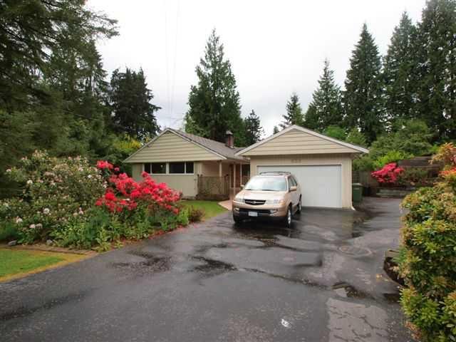 Main Photo: 635 E OSBORNE Road in North Vancouver: Princess Park House for sale : MLS®# V832357