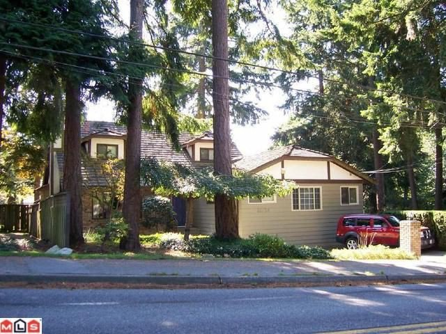 Main Photo: 12724 16TH Avenue in Surrey: Crescent Bch Ocean Pk. House for sale (South Surrey White Rock)  : MLS®# F1016343