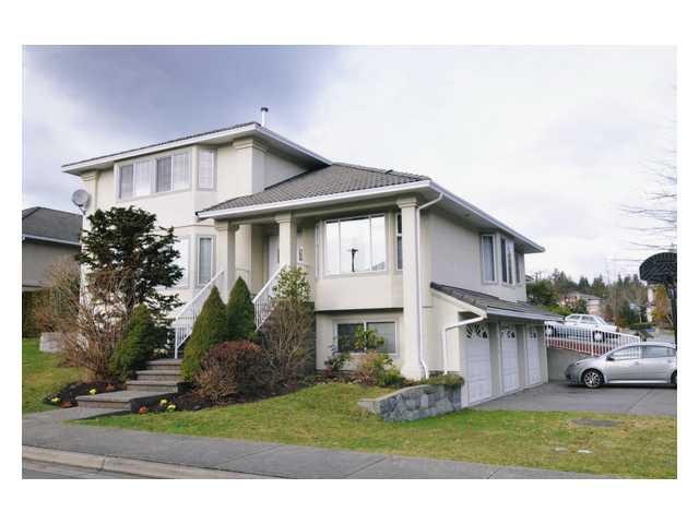 Main Photo: 1428 LAMBERT Way in Coquitlam: Hockaday House for sale : MLS®# V867462