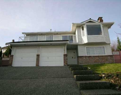 Main Photo: 1338 TALBOT CT in Coquitlam: Scott Creek House for sale : MLS®# V573450