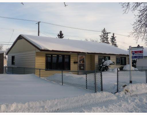 Main Photo: 1611 PRITCHARD Avenue in WINNIPEG: North End Residential for sale (North West Winnipeg)  : MLS®# 2900269