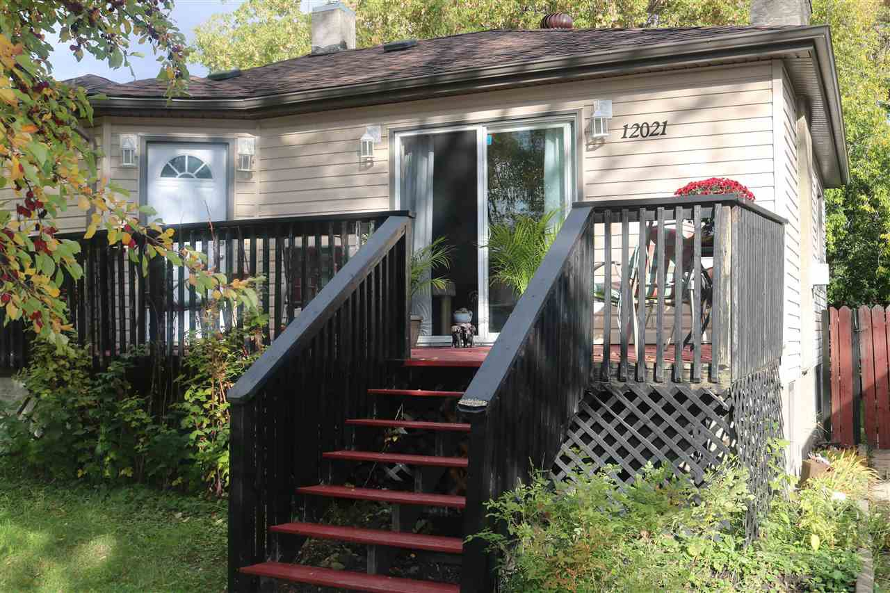 Main Photo: 12021 88 Street in Edmonton: Zone 05 House for sale : MLS®# E4167629