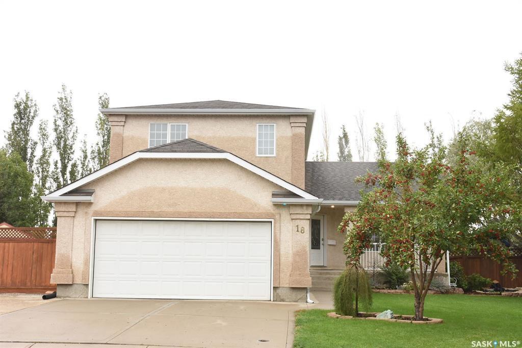 Main Photo: 18 Prairie Bay in Regina: Glencairn Residential for sale : MLS®# SK784551