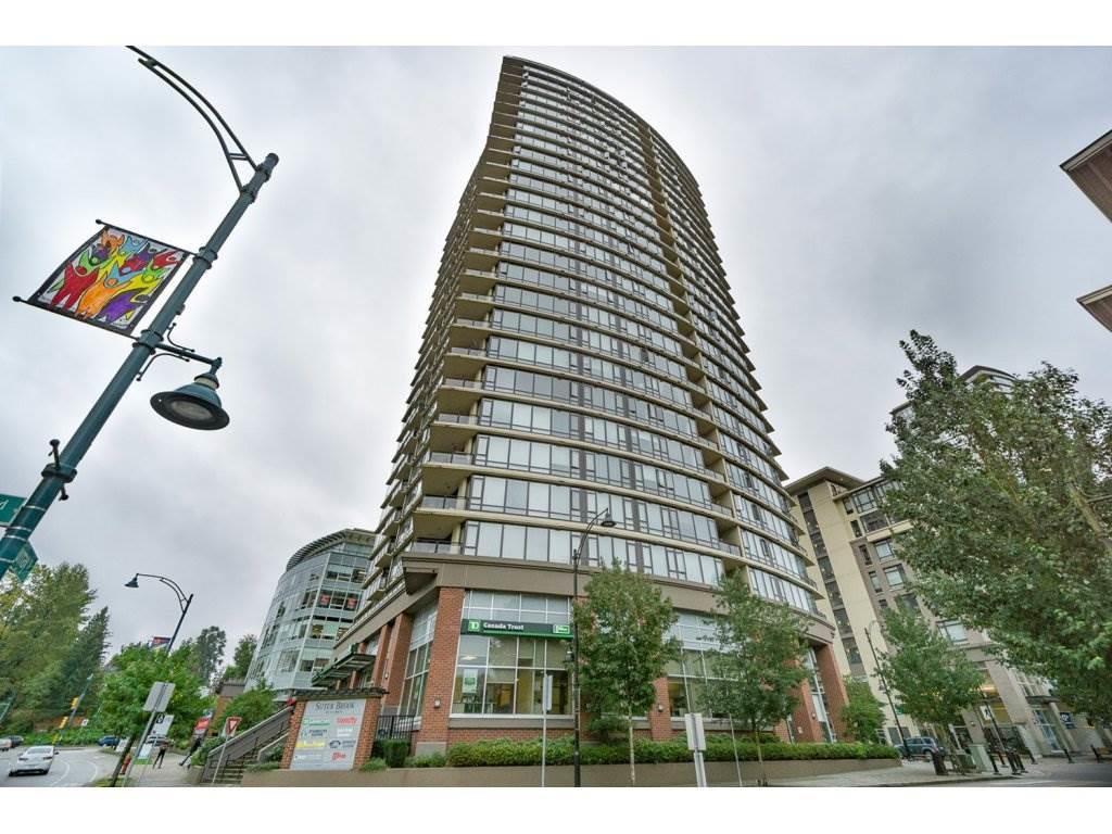 "Main Photo: 1401 110 BREW Street in Port Moody: Port Moody Centre Condo for sale in ""ARIA 1"" : MLS®# R2418824"