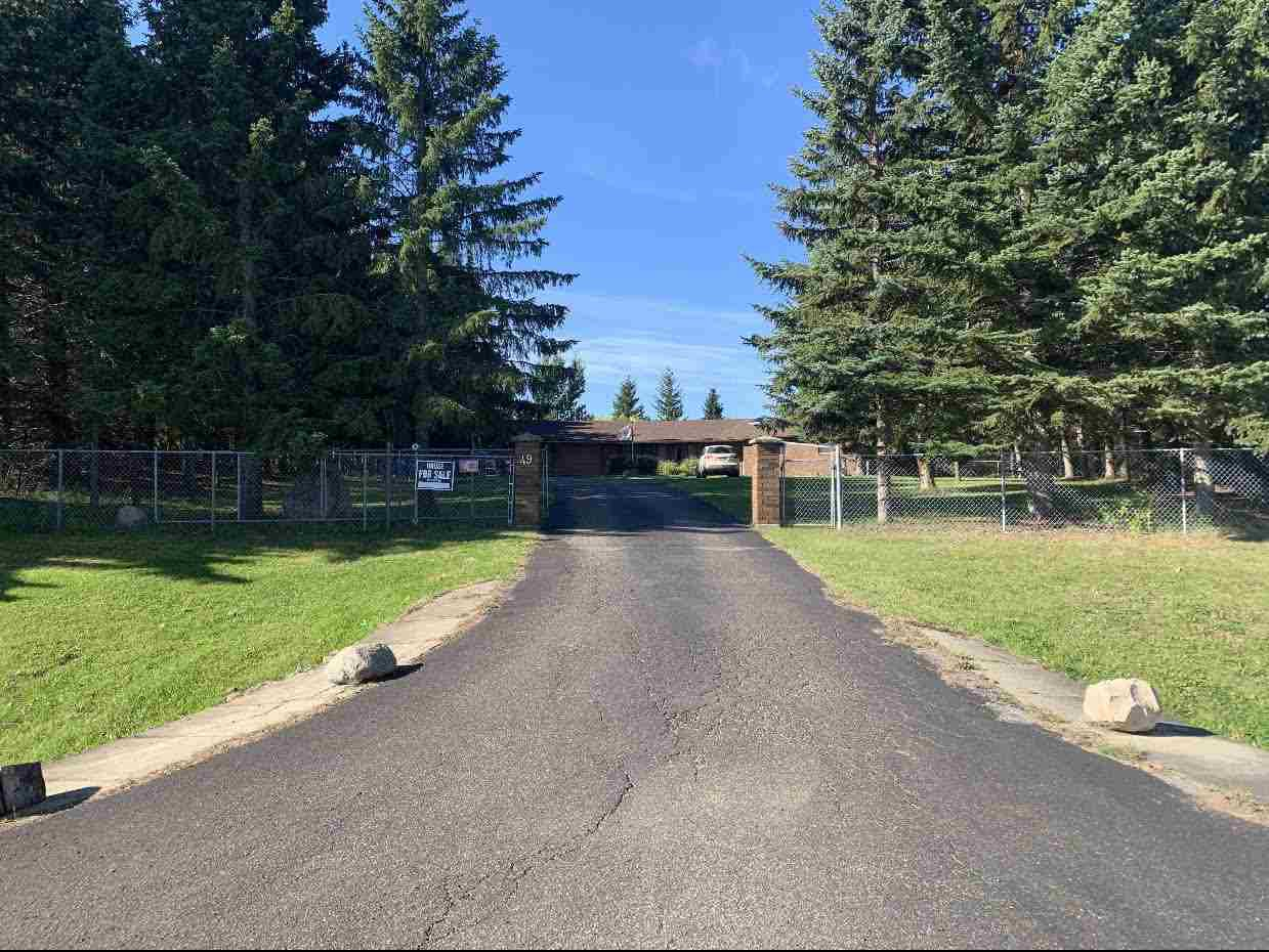 Main Photo: 49 52010 RGE RD 233: Rural Strathcona County House for sale : MLS®# E4179590