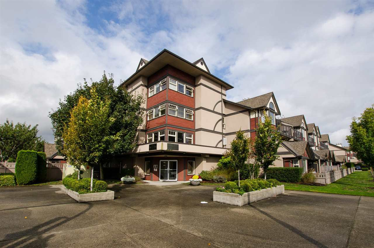 "Main Photo: A210 4811 53 Street in Delta: Hawthorne Condo for sale in ""LADNER POINTE"" (Ladner)  : MLS®# R2431397"