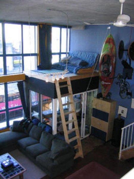 Photo 5: Photos: Loft Living at Space