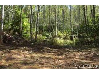 Main Photo: LOT 5 Cole Road in SOOKE: Sk East Sooke Land for sale (Sooke)  : MLS®# 220375
