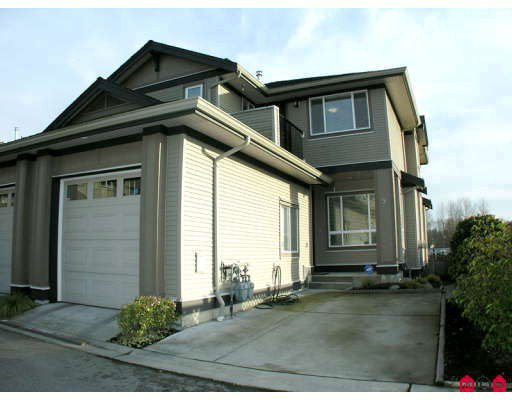 "Main Photo: 9 15168 66A Avenue in Surrey: East Newton Townhouse for sale in ""PORTER'S COVE"" : MLS®# F2903789"