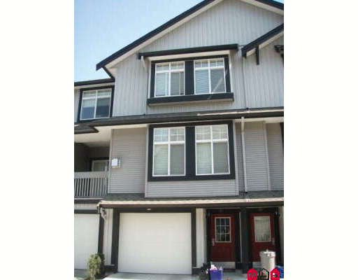"Main Photo: 31 18839 69TH Avenue in Surrey: Clayton Townhouse for sale in ""STARPOINT II"" (Cloverdale)  : MLS®# F2909418"