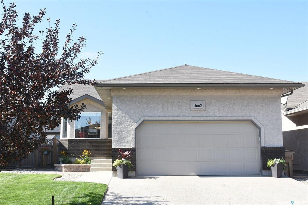 Main Photo: 4662 Shumiatcher Crescent in Regina: Lakeridge RG Residential for sale : MLS®# SK786953